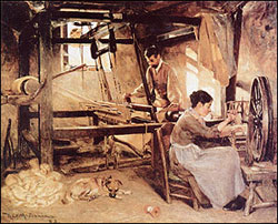 Spinng and Weaving - Robert M. Pennie (1883)